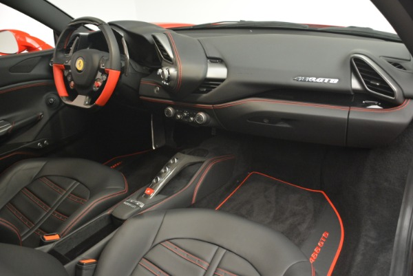 Used 2016 Ferrari 488 GTB for sale Sold at Alfa Romeo of Greenwich in Greenwich CT 06830 17