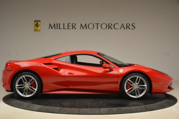 Used 2016 Ferrari 488 GTB for sale Sold at Alfa Romeo of Greenwich in Greenwich CT 06830 9