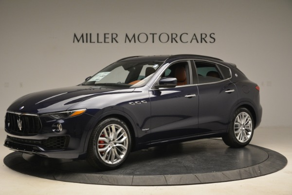 New 2018 Maserati Levante Q4 GranSport for sale Sold at Alfa Romeo of Greenwich in Greenwich CT 06830 2
