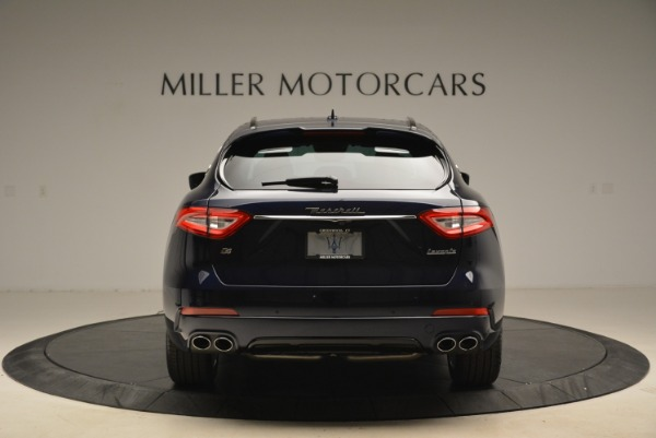 New 2018 Maserati Levante Q4 GranSport for sale Sold at Alfa Romeo of Greenwich in Greenwich CT 06830 6
