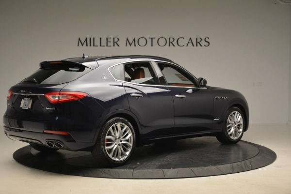 New 2018 Maserati Levante Q4 GranSport for sale Sold at Alfa Romeo of Greenwich in Greenwich CT 06830 8