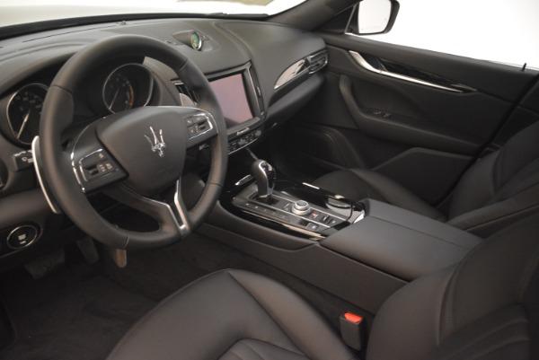 New 2018 Maserati Levante Q4 for sale Sold at Alfa Romeo of Greenwich in Greenwich CT 06830 12