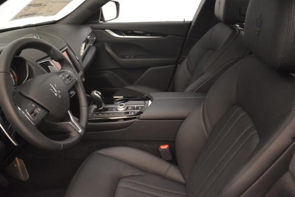 New 2018 Maserati Levante Q4 for sale Sold at Alfa Romeo of Greenwich in Greenwich CT 06830 13