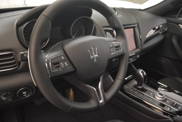 New 2018 Maserati Levante Q4 for sale Sold at Alfa Romeo of Greenwich in Greenwich CT 06830 15