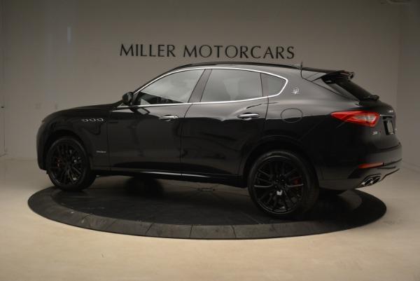 New 2018 Maserati Levante S Q4 Gransport for sale Sold at Alfa Romeo of Greenwich in Greenwich CT 06830 4