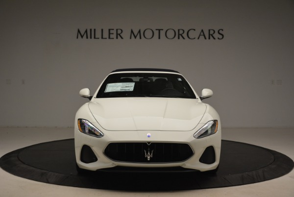 New 2018 Maserati GranTurismo Sport Convertible for sale Sold at Alfa Romeo of Greenwich in Greenwich CT 06830 10