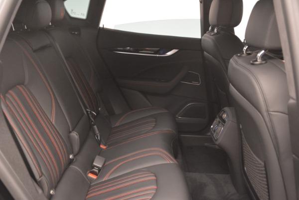 New 2018 Maserati Levante Q4 for sale Sold at Alfa Romeo of Greenwich in Greenwich CT 06830 23