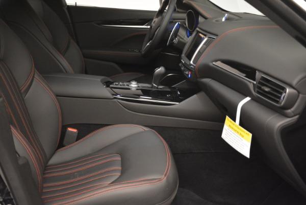 New 2018 Maserati Levante Q4 for sale Sold at Alfa Romeo of Greenwich in Greenwich CT 06830 27