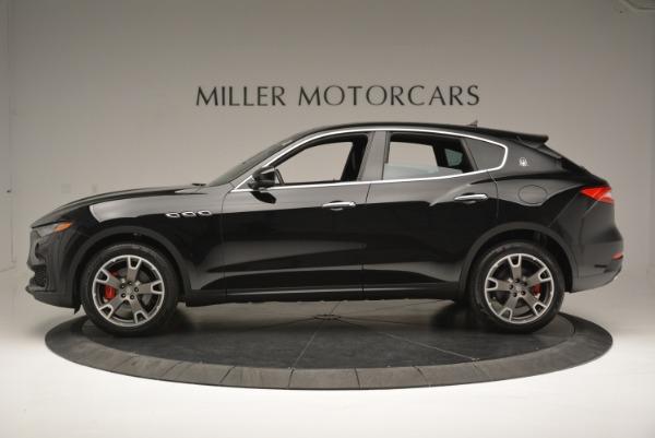New 2018 Maserati Levante Q4 for sale Sold at Alfa Romeo of Greenwich in Greenwich CT 06830 4
