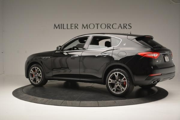 New 2018 Maserati Levante Q4 for sale Sold at Alfa Romeo of Greenwich in Greenwich CT 06830 6