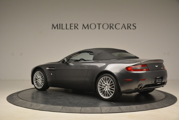 Used 2009 Aston Martin V8 Vantage Roadster for sale Sold at Alfa Romeo of Greenwich in Greenwich CT 06830 16