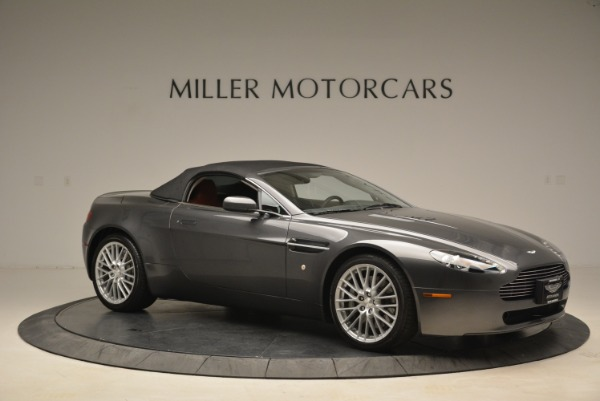 Used 2009 Aston Martin V8 Vantage Roadster for sale Sold at Alfa Romeo of Greenwich in Greenwich CT 06830 22