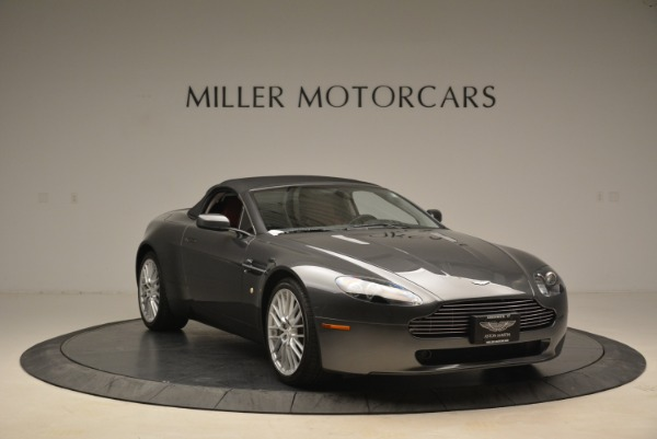 Used 2009 Aston Martin V8 Vantage Roadster for sale Sold at Alfa Romeo of Greenwich in Greenwich CT 06830 23