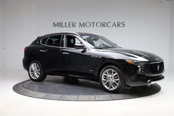Used 2018 Maserati Levante Q4 GranSport for sale $53,900 at Alfa Romeo of Greenwich in Greenwich CT 06830 11