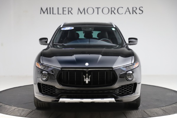 Used 2018 Maserati Levante Q4 GranSport for sale $53,900 at Alfa Romeo of Greenwich in Greenwich CT 06830 2