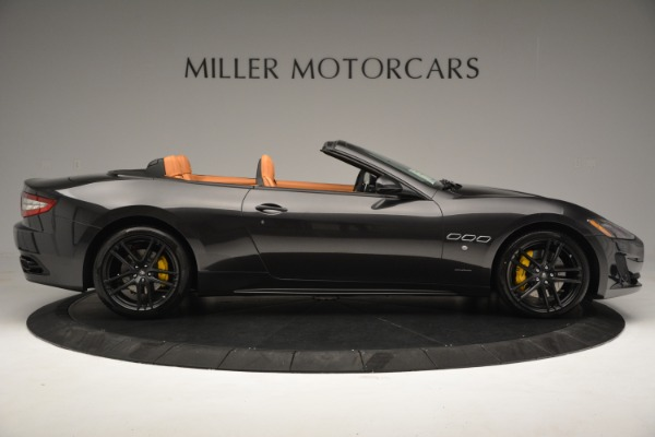 Used 2015 Maserati GranTurismo Sport Convertible for sale Sold at Alfa Romeo of Greenwich in Greenwich CT 06830 10