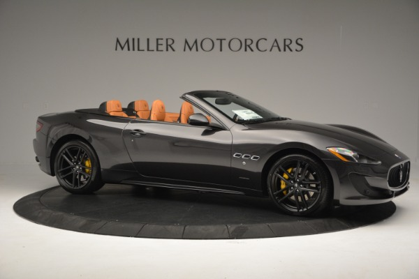 Used 2015 Maserati GranTurismo Sport Convertible for sale Sold at Alfa Romeo of Greenwich in Greenwich CT 06830 11