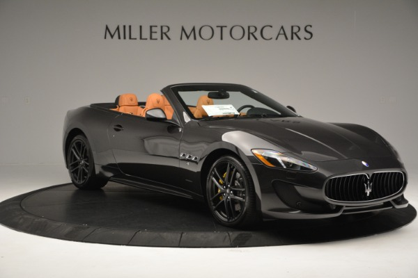 Used 2015 Maserati GranTurismo Sport Convertible for sale Sold at Alfa Romeo of Greenwich in Greenwich CT 06830 12