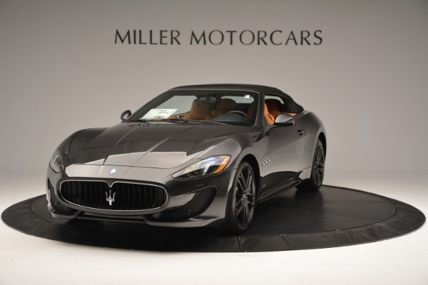 Used 2015 Maserati GranTurismo Sport Convertible for sale Sold at Alfa Romeo of Greenwich in Greenwich CT 06830 14
