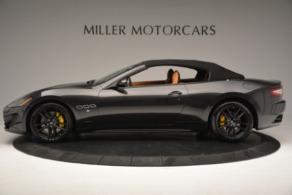 Used 2015 Maserati GranTurismo Sport Convertible for sale Sold at Alfa Romeo of Greenwich in Greenwich CT 06830 16