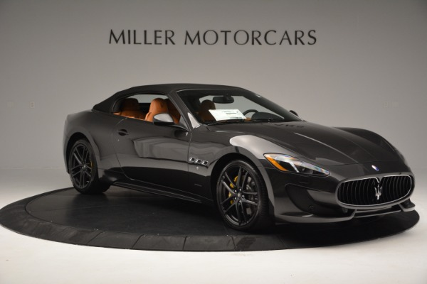 Used 2015 Maserati GranTurismo Sport Convertible for sale Sold at Alfa Romeo of Greenwich in Greenwich CT 06830 18