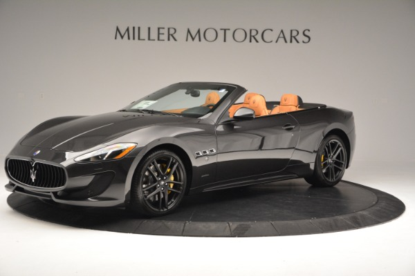 Used 2015 Maserati GranTurismo Sport Convertible for sale Sold at Alfa Romeo of Greenwich in Greenwich CT 06830 2