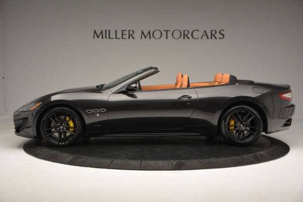 Used 2015 Maserati GranTurismo Sport Convertible for sale Sold at Alfa Romeo of Greenwich in Greenwich CT 06830 4