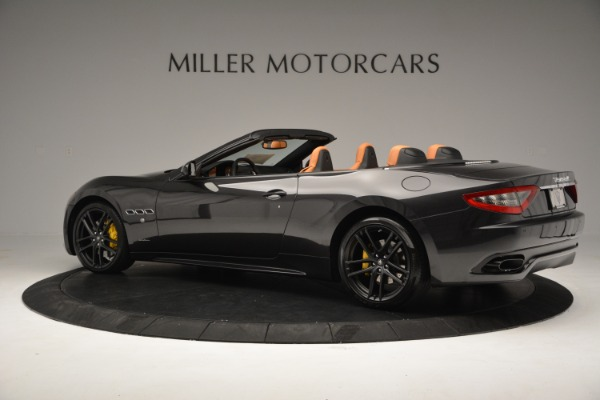 Used 2015 Maserati GranTurismo Sport Convertible for sale Sold at Alfa Romeo of Greenwich in Greenwich CT 06830 5