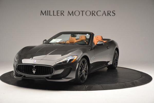 Used 2015 Maserati GranTurismo Sport Convertible for sale Sold at Alfa Romeo of Greenwich in Greenwich CT 06830 1