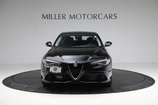 Used 2018 Alfa Romeo Giulia Ti Sport Q4 for sale $34,900 at Alfa Romeo of Greenwich in Greenwich CT 06830 11