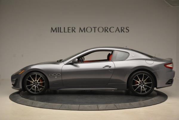 Used 2014 Maserati GranTurismo Sport for sale Sold at Alfa Romeo of Greenwich in Greenwich CT 06830 2