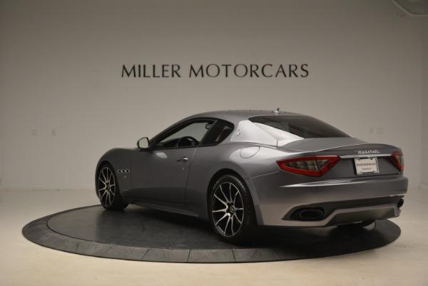 Used 2014 Maserati GranTurismo Sport for sale Sold at Alfa Romeo of Greenwich in Greenwich CT 06830 3