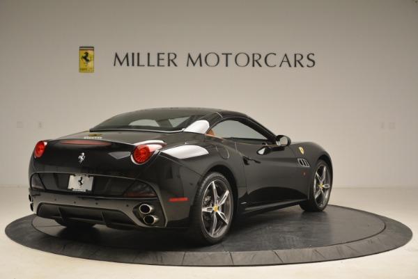 Used 2014 Ferrari California 30 for sale Sold at Alfa Romeo of Greenwich in Greenwich CT 06830 19