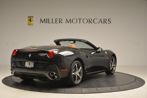 Used 2014 Ferrari California 30 for sale Sold at Alfa Romeo of Greenwich in Greenwich CT 06830 7