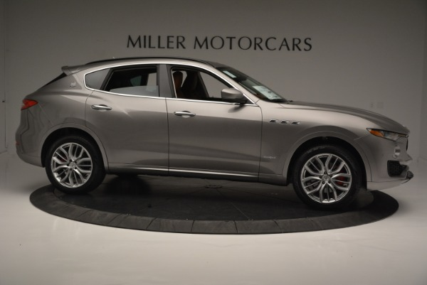 New 2018 Maserati Levante Q4 GranSport for sale Sold at Alfa Romeo of Greenwich in Greenwich CT 06830 13