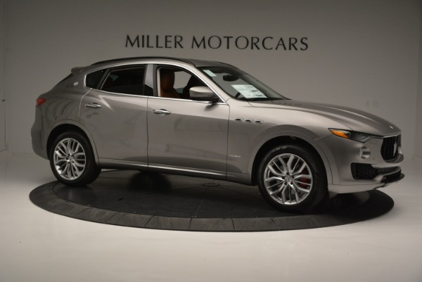 New 2018 Maserati Levante Q4 GranSport for sale Sold at Alfa Romeo of Greenwich in Greenwich CT 06830 14