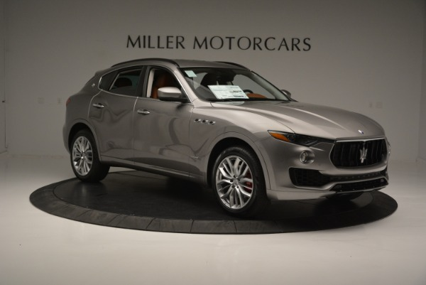 New 2018 Maserati Levante Q4 GranSport for sale Sold at Alfa Romeo of Greenwich in Greenwich CT 06830 15