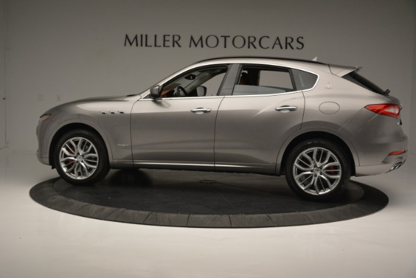 New 2018 Maserati Levante Q4 GranSport for sale Sold at Alfa Romeo of Greenwich in Greenwich CT 06830 5
