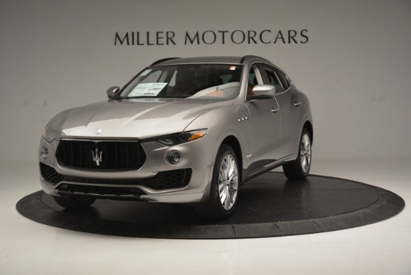 New 2018 Maserati Levante Q4 GranSport for sale Sold at Alfa Romeo of Greenwich in Greenwich CT 06830 1