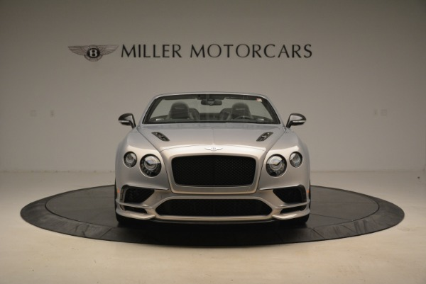 Used 2018 Bentley Continental GT Supersports Convertible for sale Sold at Alfa Romeo of Greenwich in Greenwich CT 06830 12