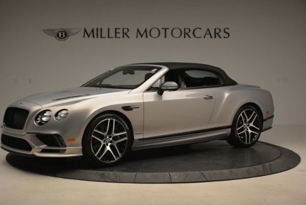 Used 2018 Bentley Continental GT Supersports Convertible for sale Sold at Alfa Romeo of Greenwich in Greenwich CT 06830 13