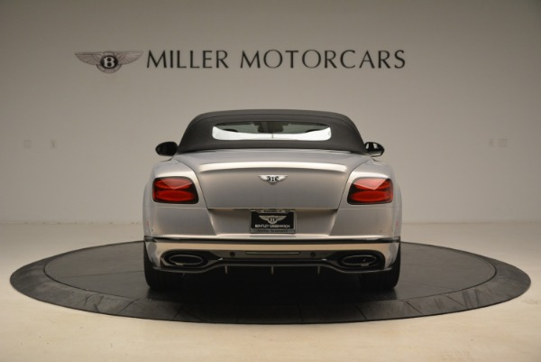 Used 2018 Bentley Continental GT Supersports Convertible for sale Sold at Alfa Romeo of Greenwich in Greenwich CT 06830 16