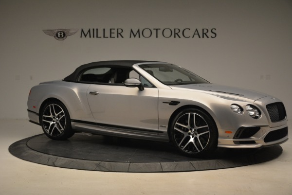 Used 2018 Bentley Continental GT Supersports Convertible for sale Sold at Alfa Romeo of Greenwich in Greenwich CT 06830 19
