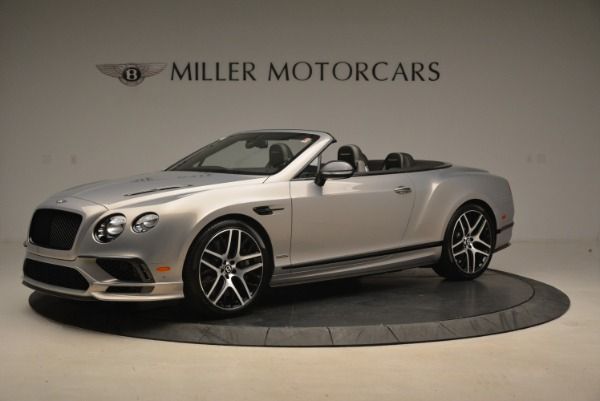 Used 2018 Bentley Continental GT Supersports Convertible for sale Sold at Alfa Romeo of Greenwich in Greenwich CT 06830 2