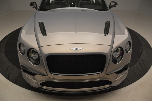 Used 2018 Bentley Continental GT Supersports Convertible for sale Sold at Alfa Romeo of Greenwich in Greenwich CT 06830 20