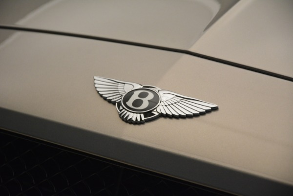 Used 2018 Bentley Continental GT Supersports Convertible for sale Sold at Alfa Romeo of Greenwich in Greenwich CT 06830 21