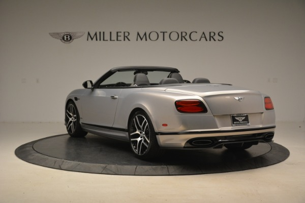 Used 2018 Bentley Continental GT Supersports Convertible for sale Sold at Alfa Romeo of Greenwich in Greenwich CT 06830 5