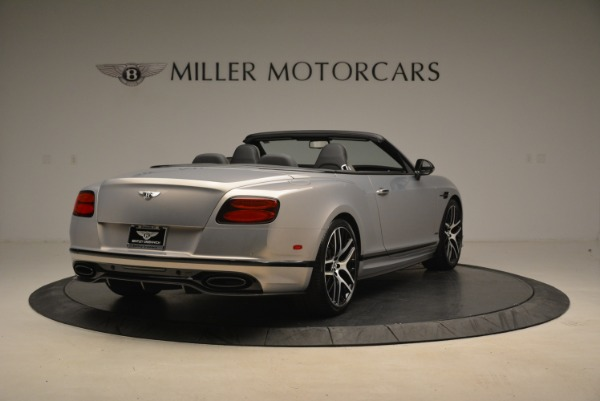 Used 2018 Bentley Continental GT Supersports Convertible for sale Sold at Alfa Romeo of Greenwich in Greenwich CT 06830 7