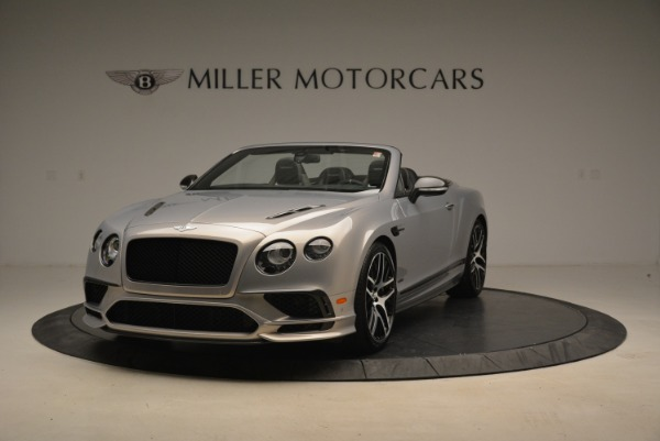 Used 2018 Bentley Continental GT Supersports Convertible for sale Sold at Alfa Romeo of Greenwich in Greenwich CT 06830 1