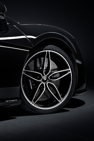 New 2018 MCLAREN 570GT MSO COLLECTION - LIMITED EDITION for sale Sold at Alfa Romeo of Greenwich in Greenwich CT 06830 11